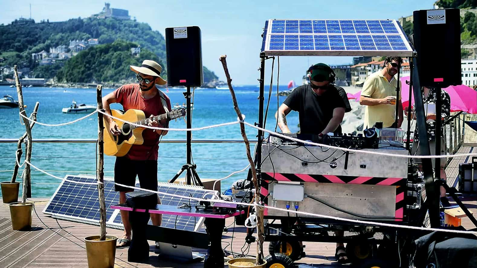 Basque Country SolarSoundSystem